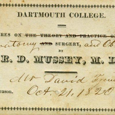 medical license
